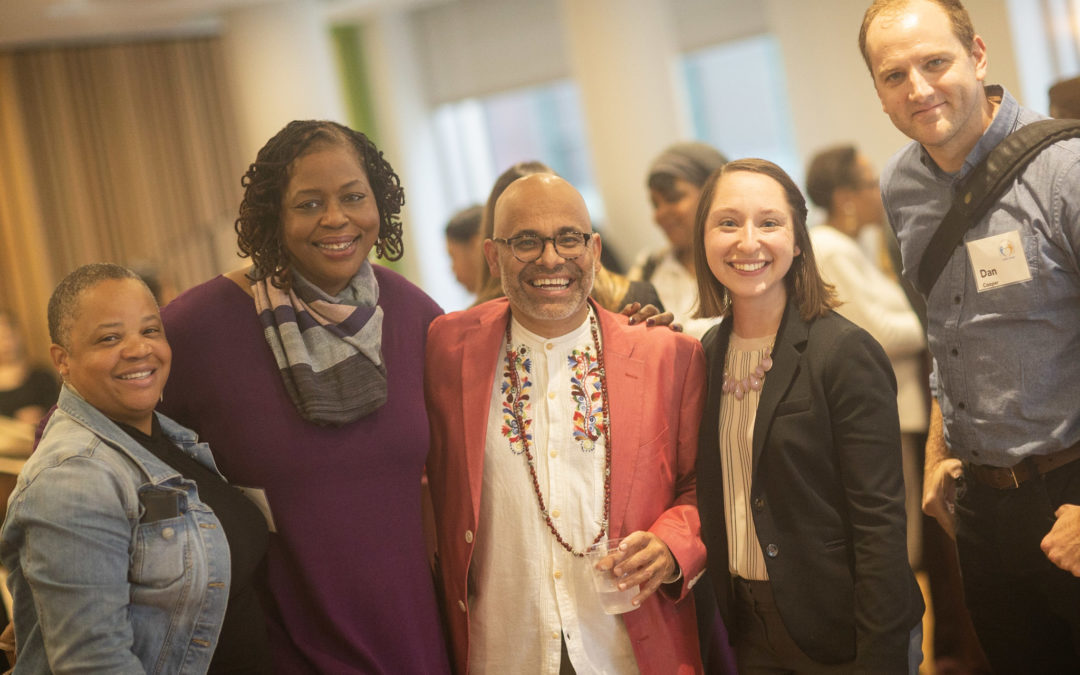 PHOTOS: Woods Fund Leadership Reception 10.2.19